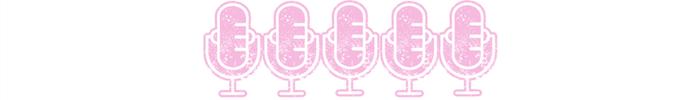 5 microphones (rating 5/5)