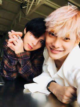 Wow and Jun selfie