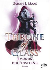 Throne of Glass #4 cover in german