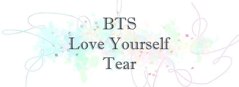 BTS' Love Yourself 轉 'Tear' AlbumReview