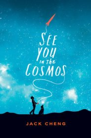 Galaxy with boy cover of see you in the cosmos