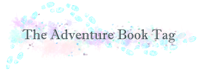 The Adventure Book Tag