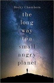 galaxy cover of the long way to a small angry planet