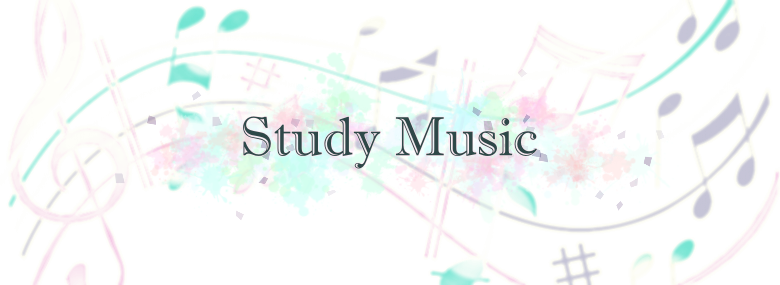 What kind of music do you study to?