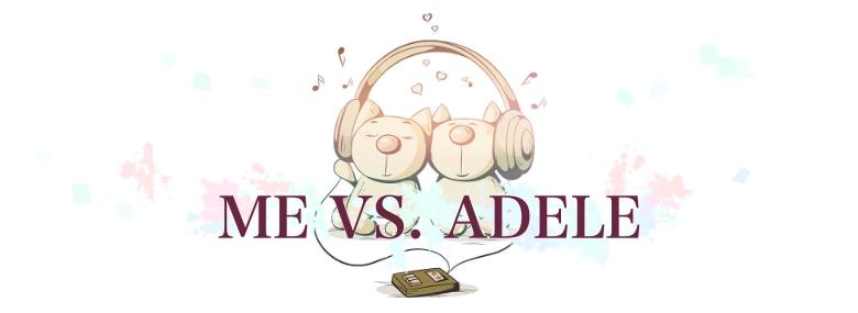 K-POP ME VS. MY FRIEND (ft. Adele @Bookishdella) PART1
