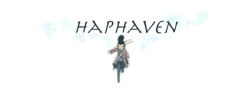 REVIEW: HAPHAVEN BY NORM HARPER & LOUIE JOYCE