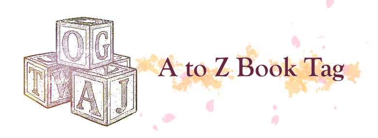 A to Z Book Tag