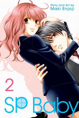 SP Baby vol 2 cover (guy being comforted by female bodyguard)