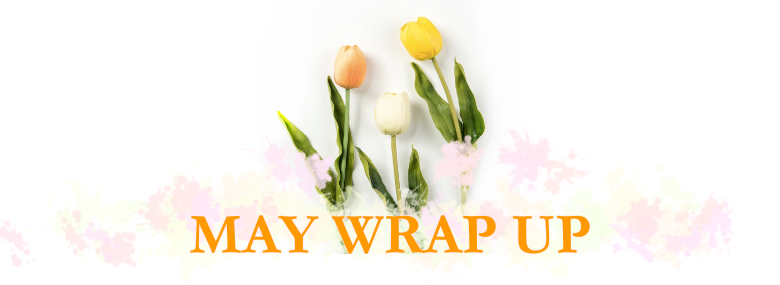 MAY 2019 WRAP UP