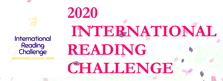 International Reading Challenge 2020 TBR