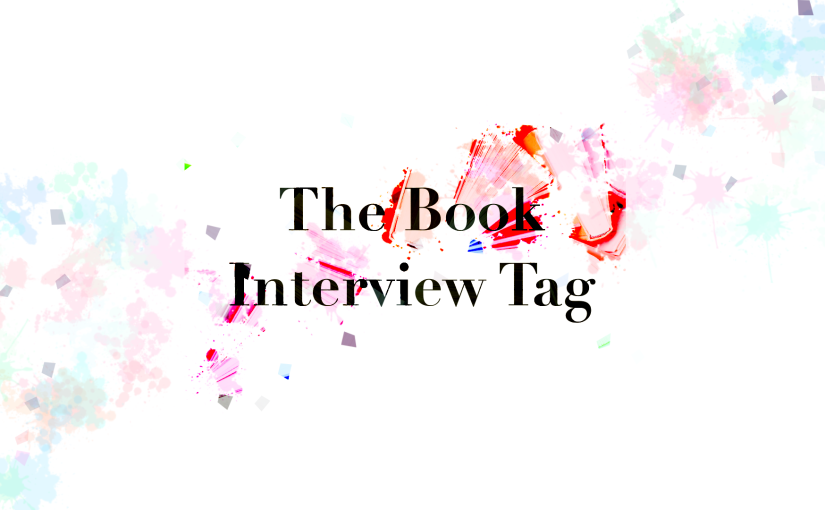 The Book Interview Tag